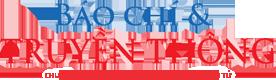 Logo báo chí truyền thông