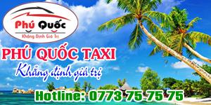 Phú Quốc Taxi - Khẳng định giá trị