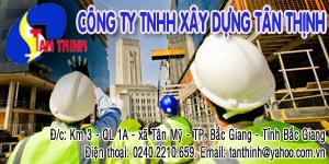 Công ty TNHH xây dựng Tân Thịnh