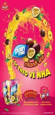 Gia đình trái cây Pushmax