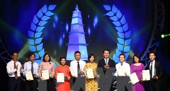 Danh sách các tác phẩm đoạt Giải Báo chí Quốc gia lần thứ X