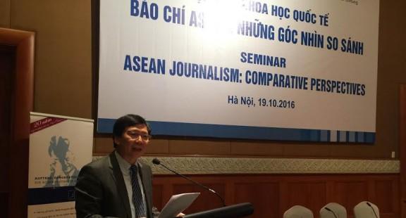 Cơ hội để tạo ra nền báo chí lành mạnh, tự do và có trách nhiệm