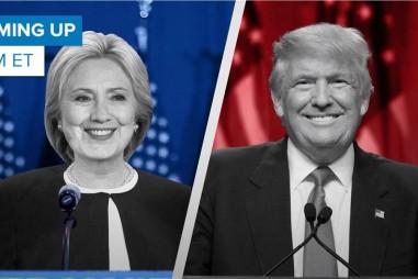 Nhìn lại cuộc so găng hạng nặng thứ 3 của bà Hillary và ông Trump
