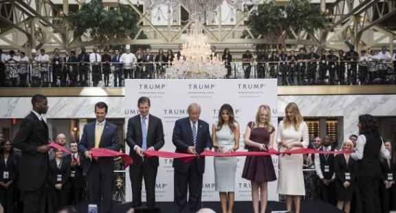 Ông Trump: Điều hành nước Mỹ tốt như điều hành kinh doanh