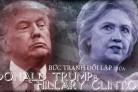 [Infographic] Khác nhau như nước với lửa giữa Trump và Clinton