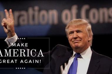 Chân dung ông  Donald Trump