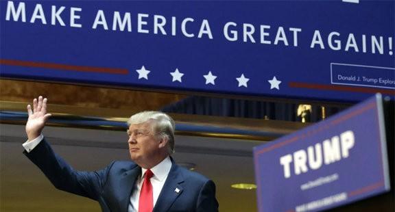 Lãnh đạo các nước gửi điện mừng Tân Tổng thống Donald Trump