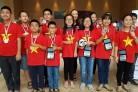 Việt Nam đạt giải cao kỳ thi Toán và Khoa học quốc tế 2016 tại Indonesia