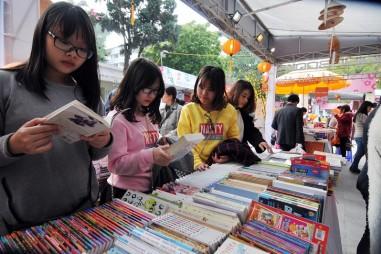 Tháng 4/2017 sẽ chính thức khai trương Phố sách Hà Nội