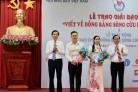 Lễ trao Giải Báo chí viết về Đồng bằng Sông Cửu Long 2016