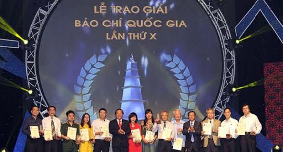 Hướng dẫn Tuyển chọn tác phẩm báo chí xuất sắc dự Giải báo chí Quốc gia Lần thứ XI - Năm 2016