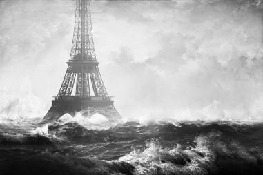 Viễn cảnh lũ lụt nhấn chìm phần lớn Trái Đất vào năm 2050