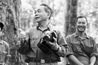 Đại tướng Võ Nguyên Giáp, nhà báo của nhân dân