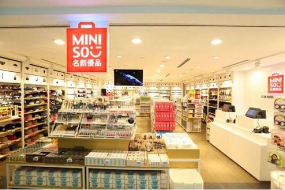 Miniso đã chính thức xâm nhập thị trường bán lẻ Việt Nam