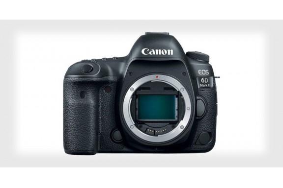 Canon 6D Mark II sẽ ra mắt cuối tháng 6/2017