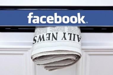Facebook nâng cao hiệu quả  hoạt động báo chí