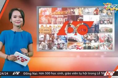 Tổ chức, khai thác nguồn tin nhìn từ chương trình thời sự HTV