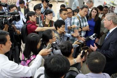 Nguồn nhân lực làm báo chí đối ngoại ở Việt Nam hiện nay