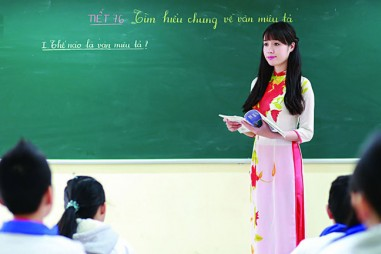 Đạo đức nghề giáo trên báo chí điện tử