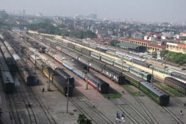 Thực trạng hạ tầng ngành đường sắt Việt Nam
