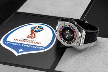 Đồng hồ của trọng tài World Cup 2018 có gì đặc biệt?