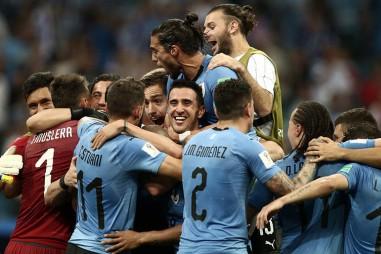 Uruguay vượt qua Bồ Đào Nha để có mặt ở trận tứ kết với Pháp