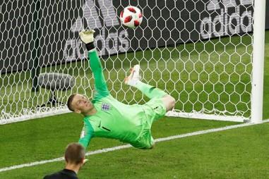 Tuyển Anh vượt qua lời nguyền thua penalty và giành vé vào Tứ kết