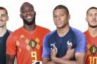 Trước trận Bán kết 1 giữa Pháp và Bỉ tại World Cup 2018