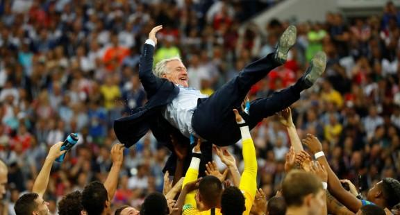 Pháp lần thứ 2 vô địch World Cup trong trận cầu có nhiều bàn thắng
