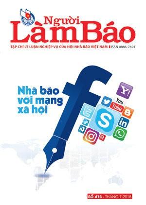 Tạp chí Người Làm Báo - số 413 (7/2018)