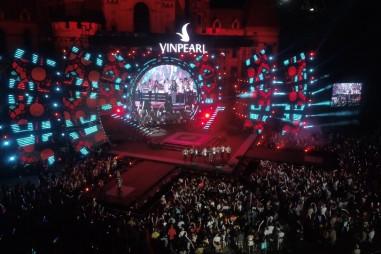 Vinpearl Nha Trang: Có một đêm như thế!