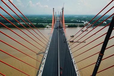5 mức phí qua cầu Bạch Đằng trên cao tốc Hạ Long-Hải Phòng