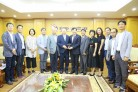 Cầu nối báo chí Việt - Hàn