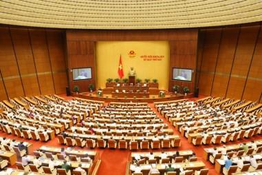 Quốc hội xem xét quyết định về nhân sự bầu Chủ tịch nước