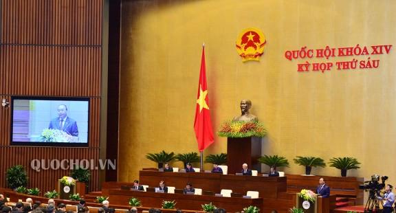 Từ 30/10 - 1/11: Quốc hội tiến hành chất vấn và trả lời chất vấn