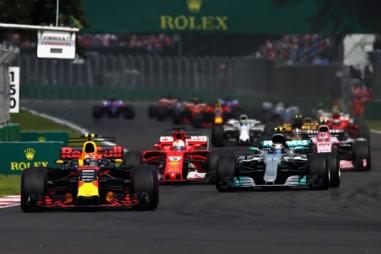 Việt Nam đăng cai giải đua xe quốc tế F1 năm 2020