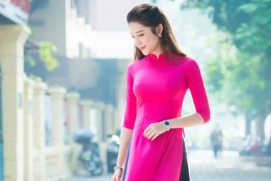 Áo hồng