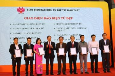 Hướng dẫn tham dự một số giải thưởng tại Hội Báo toàn quốc 2019