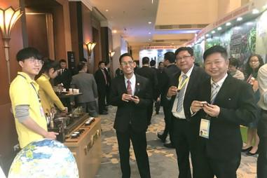 Độc đáo thưởng trà Việt tại Hội Báo toàn quốc 2019
