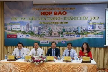 Festival biển Nha Trang năm 2019 tạo điểm nhấn thu hút khách