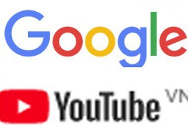 Hàng loạt sai phạm của Google và YouTube tại Việt Nam
