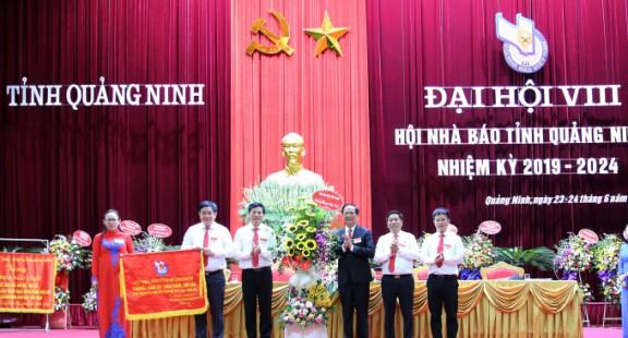 Đại hội Hội Nhà báo tỉnh Quảng Ninh lần thứ VIII nhiệm kỳ 2019-2024