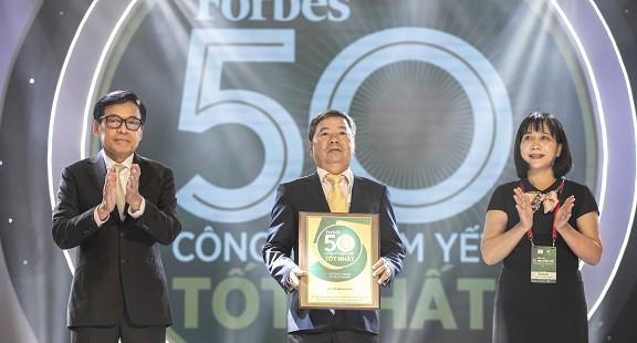 Hòa Phát: Top 5 công ty niêm yết dẫn đầu về lợi nhuận của Forbes
