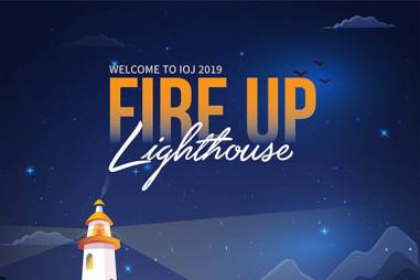 """""""Fire up 2019 – Lighthouse"""" - Món quà dành cho tân sinh viên K39 trường Báo"""