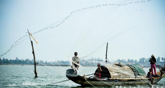 Tôi làm phim về ngư dân trên Phá Tam Giang