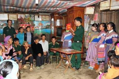 Yên Bái: Chung tay phòng, chống nạn mua bán người
