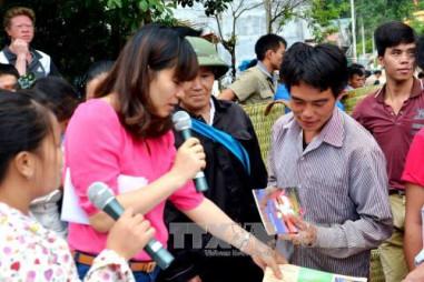 Lào Cai: Nỗ lực phòng chống mua  bán người