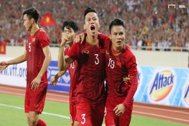 """Bàn thắng giúp Việt Nam """"đả hổ"""" Malaysia tại Mỹ Đình"""