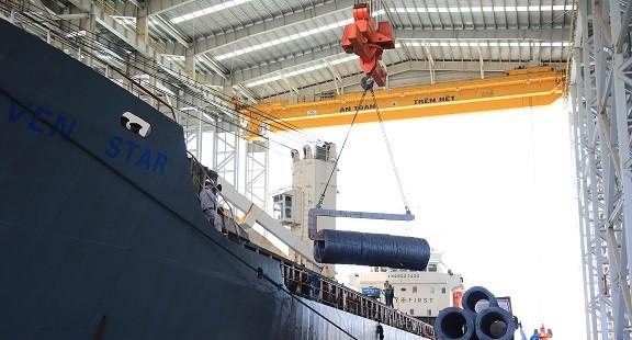 Tháng 11/2019: Thép Hòa Phát lập mốc kỷ lục bán hàng 300.000 tấn