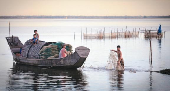 12 năm, gặp lại những ngư dân trên Phá Tam Giang